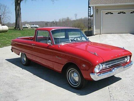 1961 Ford Ranchero for sale 100826714