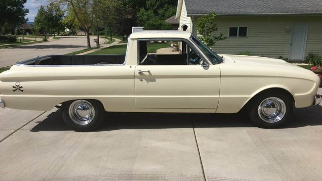 1961 Ford Ranchero for sale 100882506