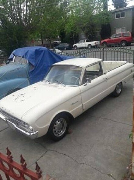 1961 Ford Ranchero for sale 100985502