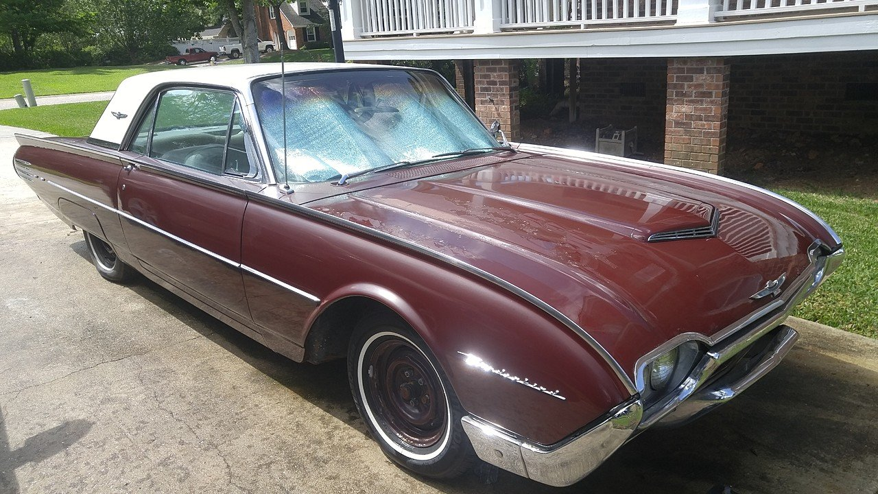1961 Ford Thunderbird for sale 100882094