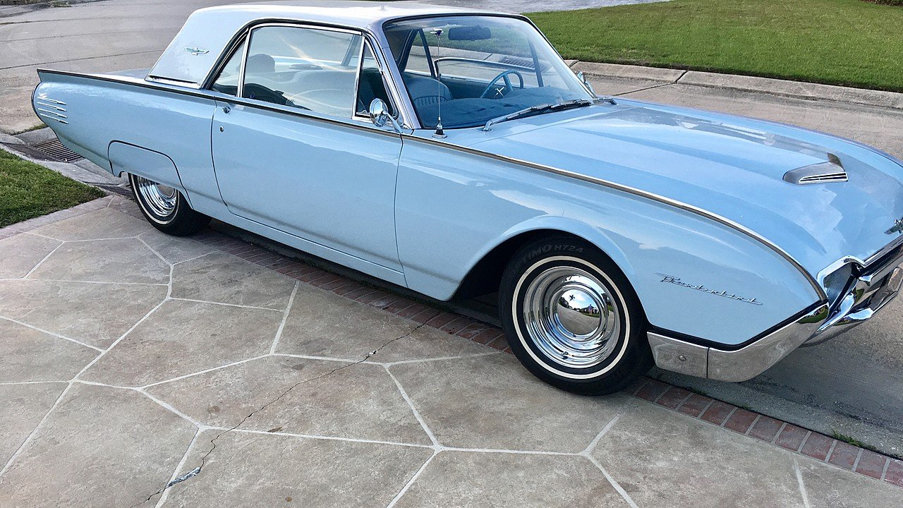 1961 Ford Thunderbird for sale 100996660