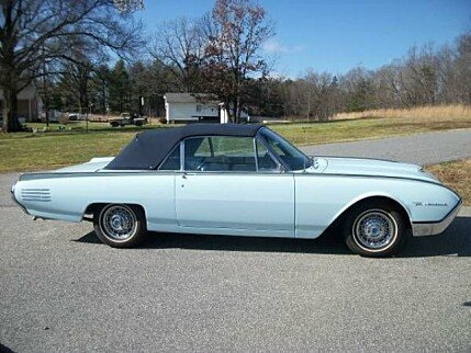 1961 Ford Thunderbird for sale 100826750