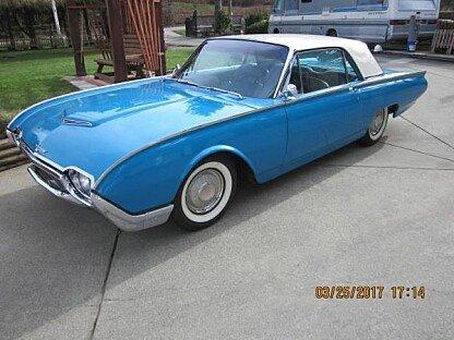 1961 Ford Thunderbird for sale 100922113