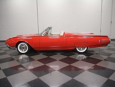 1961 Ford Thunderbird for sale 100945786