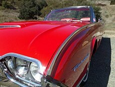 1961 Ford Thunderbird for sale 100960546