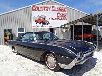 1961 Ford Thunderbird for sale 100984229