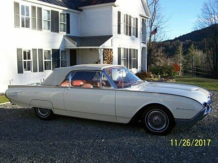 1961 Ford Thunderbird for sale 100985873