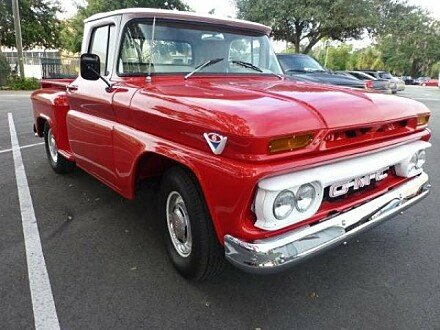 1961 GMC Pickup for sale 100804502