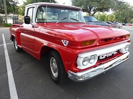 1961 GMC Pickup for sale 100810173