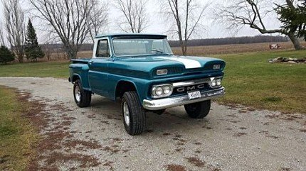 1961 GMC Pickup for sale 100813064