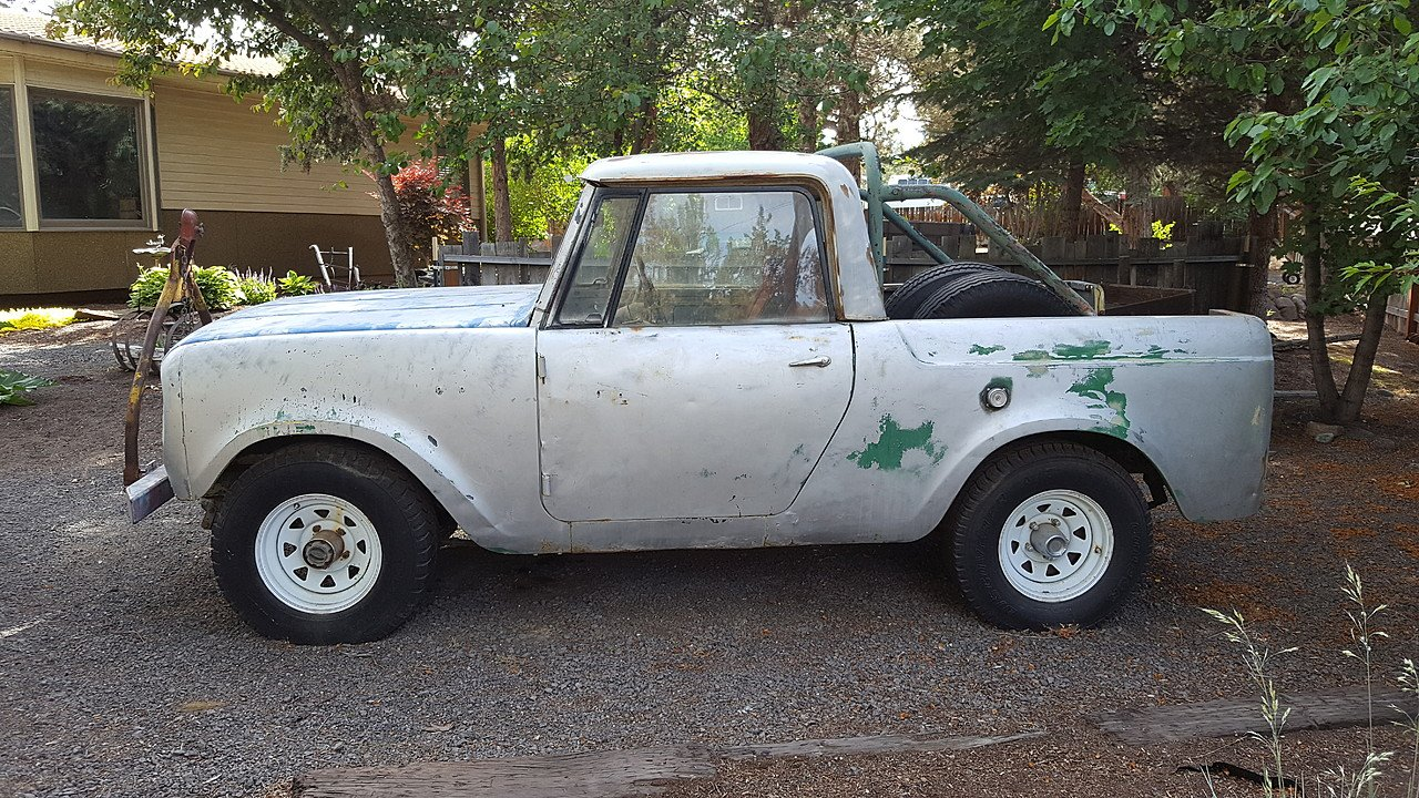 1961 International Harvester Scout for sale 100890939