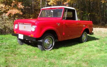 1961 International Harvester Scout for sale 100861256