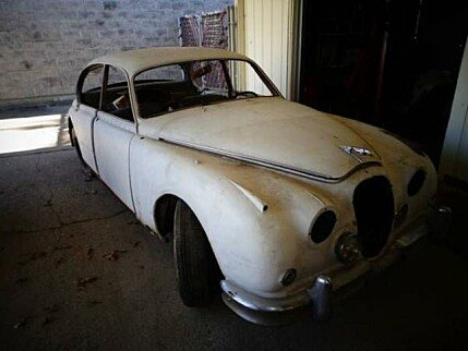 1961 Jaguar Mark II for sale 100838403