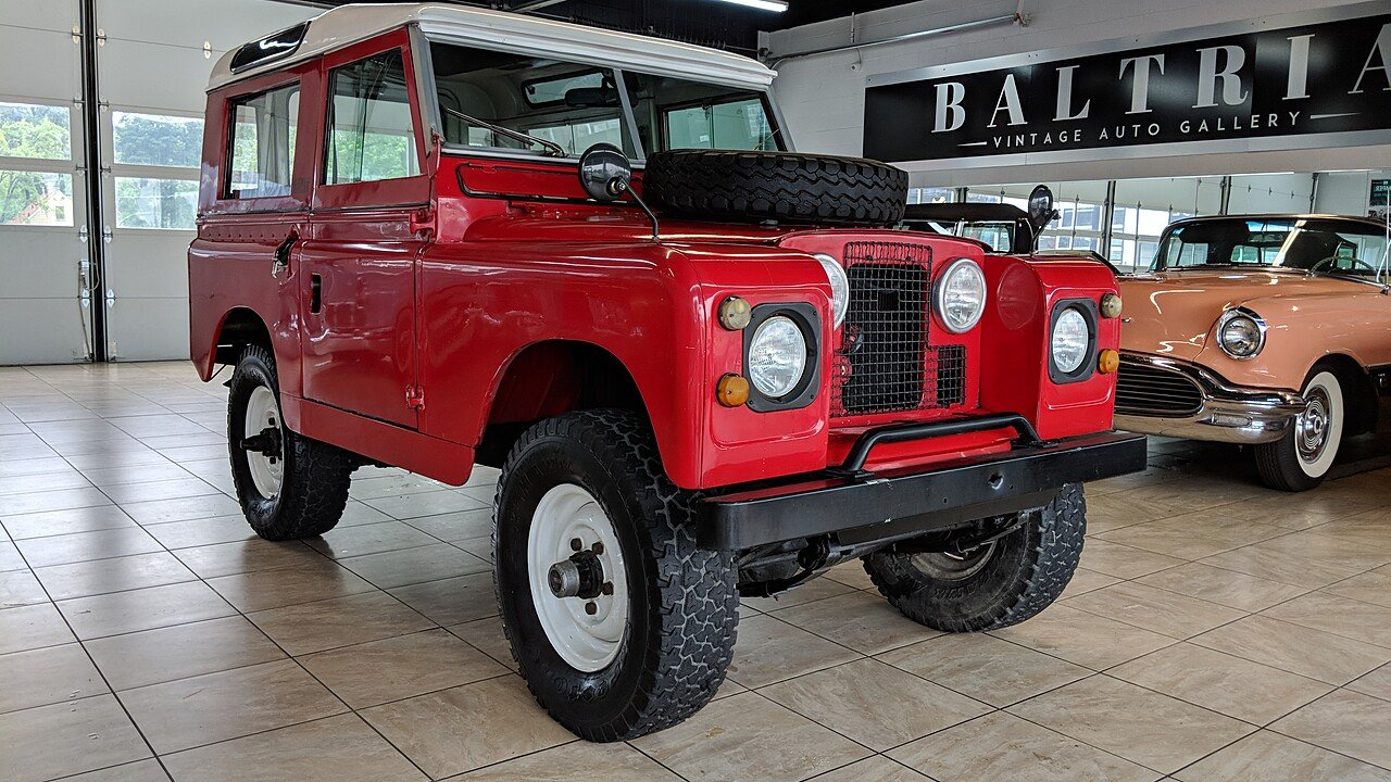 1961 Land Rover Series II for sale 100995090