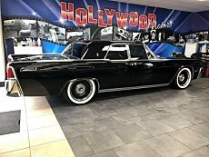 1961 Lincoln Continental for sale 101028963