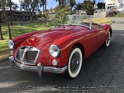 1961 MG MGA for sale 101003053