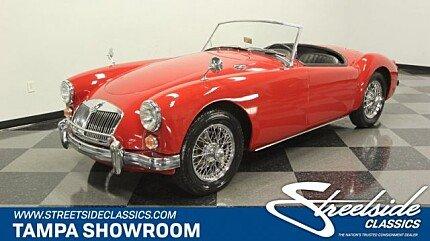 1961 MG MGA for sale 101011763