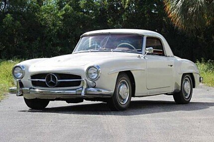 1961 Mercedes-Benz 190SL for sale 100836209