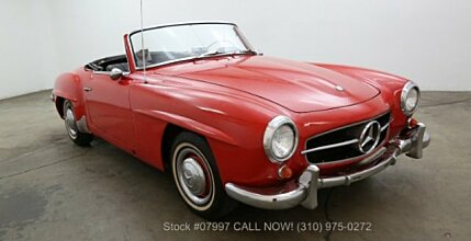 1961 Mercedes-Benz 190SL for sale 100851653