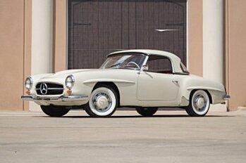 1961 Mercedes-Benz 190SL for sale 100862680