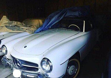 1961 Mercedes-Benz 190SL for sale 100966489