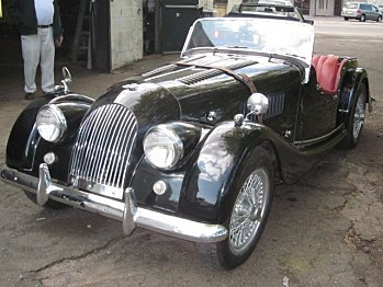 1961 Morgan Plus 4 for sale 100762740