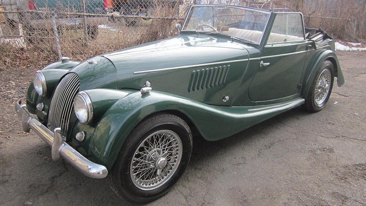 1961 morgan plus 4 for sale near stratford connecticut 06615 classics on autotrader. Black Bedroom Furniture Sets. Home Design Ideas