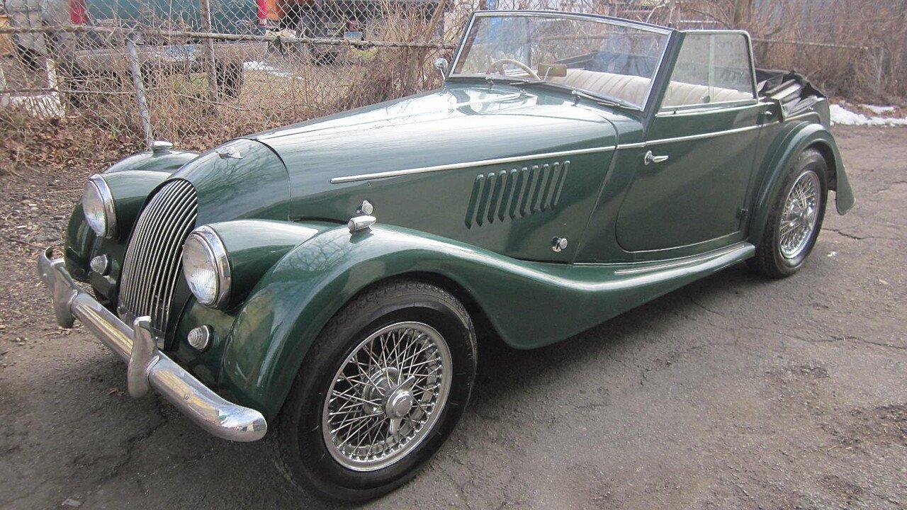 1961 Morgan Plus 4 for sale near Stratford, Connecticut 06615 ...