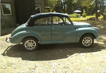 1961 Morris Minor for sale 100791893