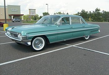 1961 Oldsmobile Ninety-Eight for sale 100880463