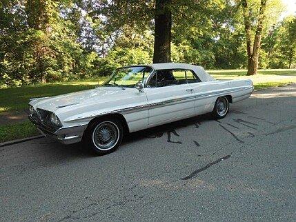1961 Pontiac Bonneville for sale 101018765