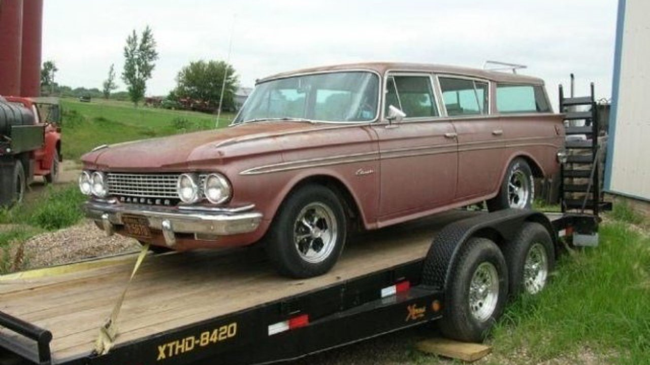 1961 Rambler Ambassador for sale 100905739