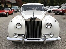 1961 Rolls-Royce Silver Cloud for sale 100780542