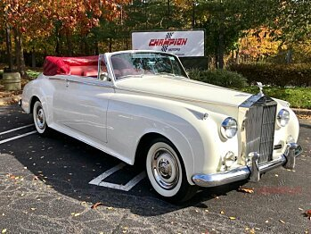 1961 Rolls-Royce Silver Cloud for sale 101056350
