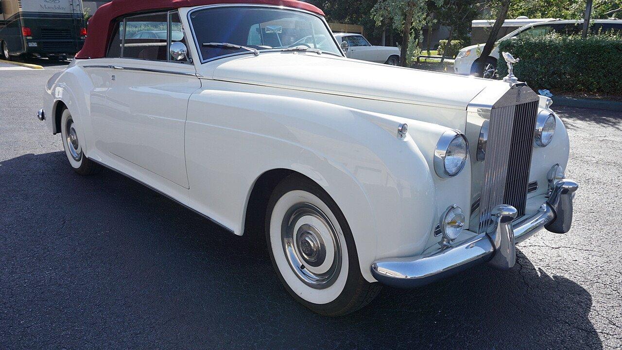 1961 Rolls-Royce Silver Cloud for sale near Boca Raton, Florida ...