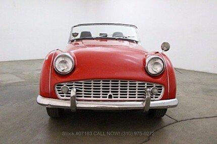 1961 Triumph TR3A for sale 100784733