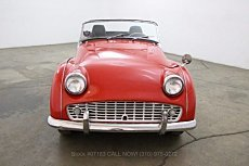 1961 Triumph TR3A for sale 100784733