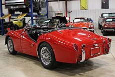 1961 Triumph TR3A for sale 100910109