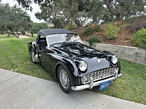 1961 Triumph TR3A for sale 100924912