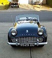1961 Triumph TR3A for sale 100931093