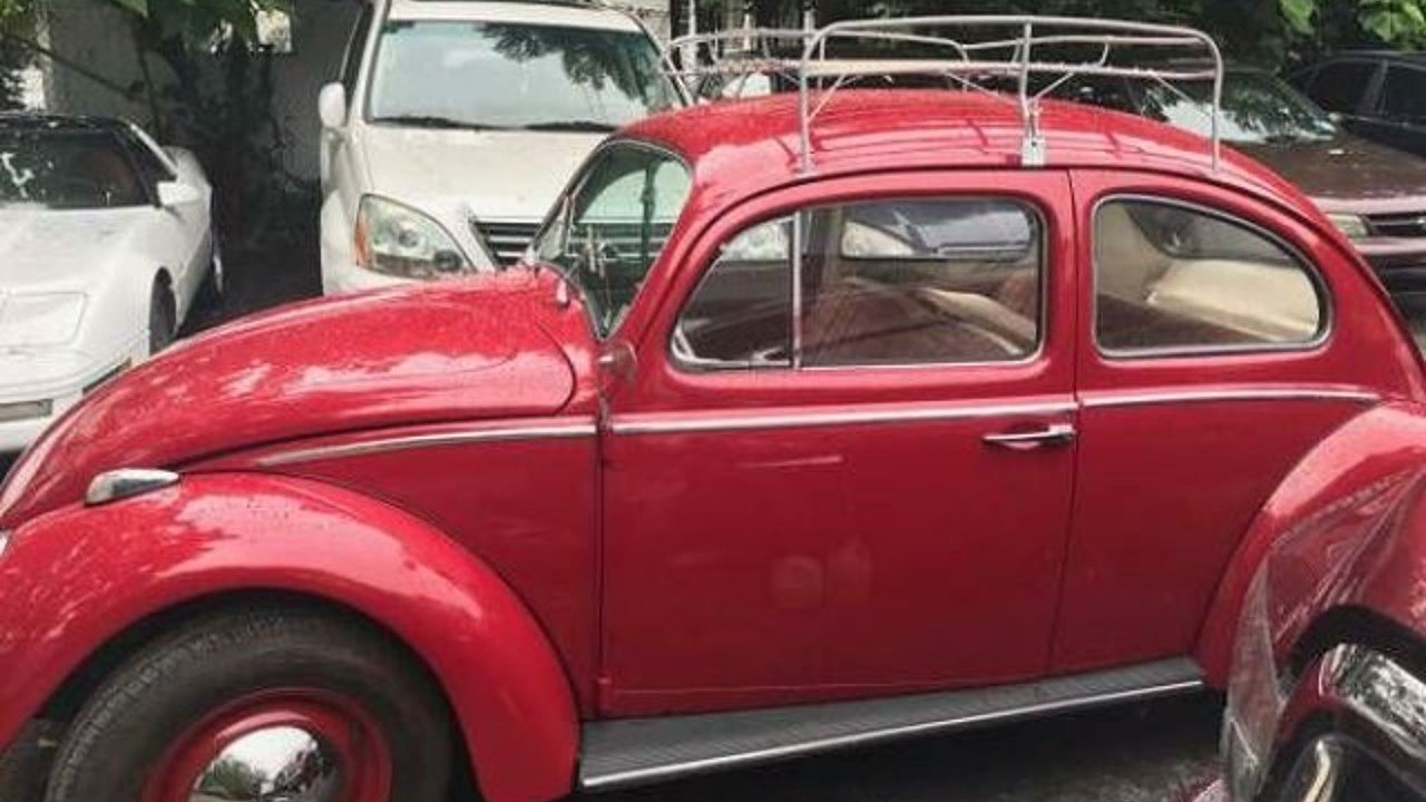 1961 Volkswagen Beetle for sale near Cadillac, Michigan 49601 ...