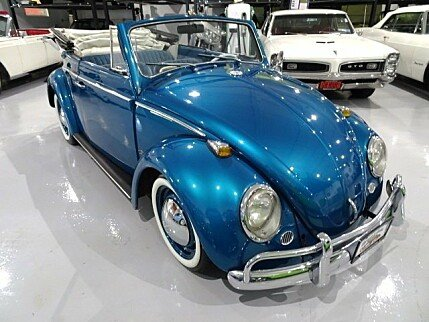 1961 Volkswagen Beetle for sale 101042401