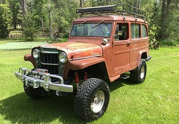 1961 Willys Other Willys Models for sale 100912487