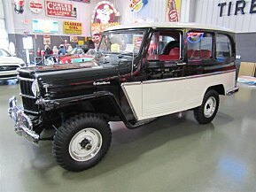 1961 Willys Other Willys Models for sale 100917289
