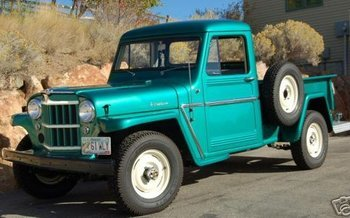 1961 Willys Pickup for sale 101042712