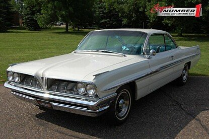 1961 pontiac Bonneville for sale 100995895