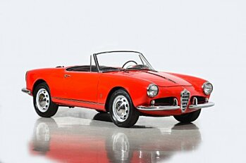 1962 Alfa Romeo Giulietta for sale 100940731