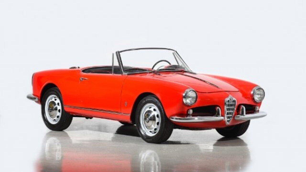 1962 Alfa Romeo Giulietta for sale near Farmingdale, New York 11735 ...