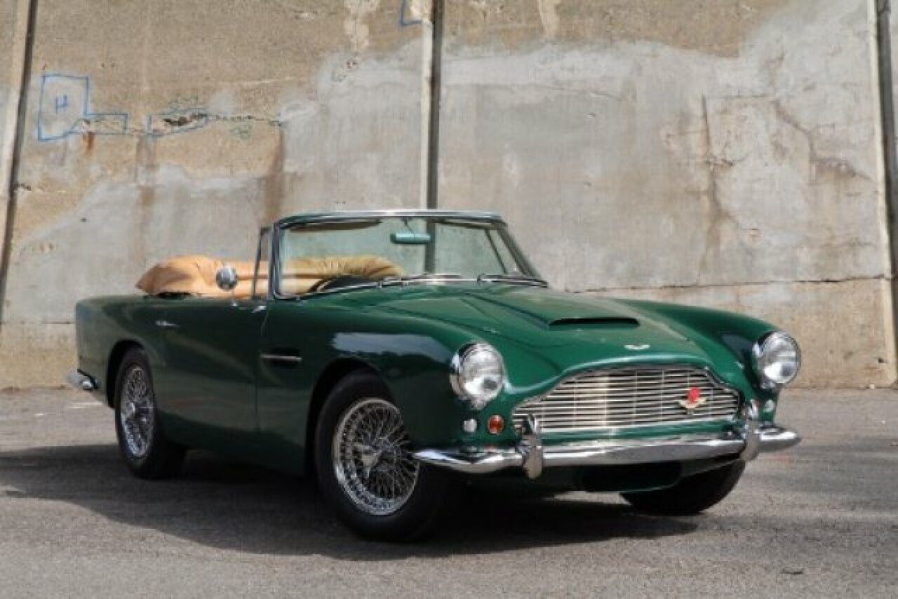 Car Auctions Ny >> 1962 Aston Martin DB4 for sale near Queens, New York 11103 - Classics on Autotrader