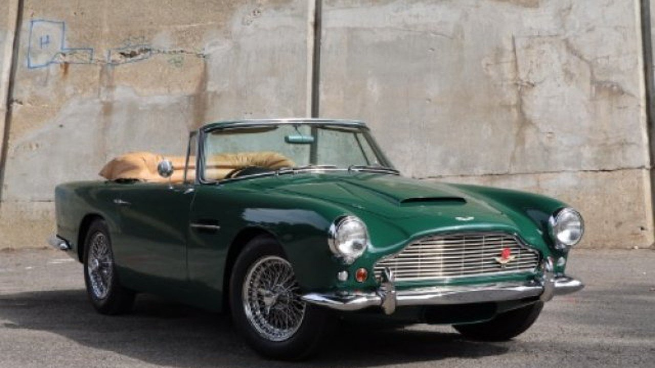 1962 Aston Martin DB4 for sale near Queens, New York 11103 ...